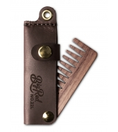 Big Red Beard Combs Habemekamm No.22L Pruun laiahambaline